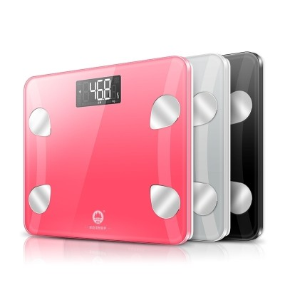 Xiangshan precision electronic said ali smart 】 【 body fat scale adult household healthy weight according to the human body fat scale