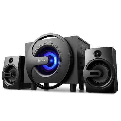 Golden Field/goldenfield Q8 computer stereo bluetooth speaker home desktop small subwoofer