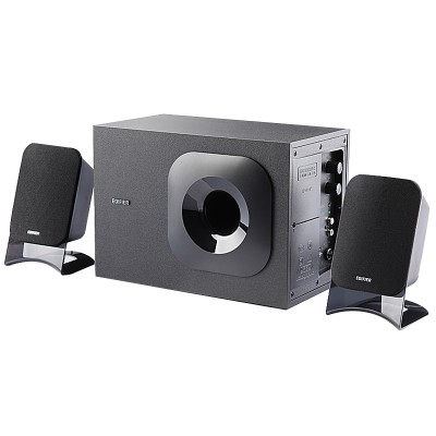 Edifier/rambler R201T12 home computer speakers subwoofer PC audio T08