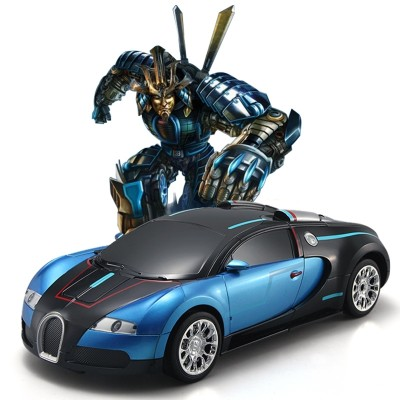 Remote control car, children charging deformation, automobile, diamond robot, off-road vehicle, electric racing model, boy toy car