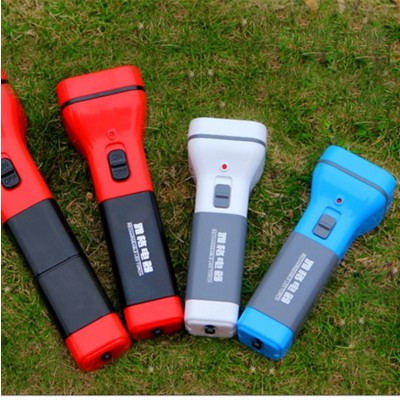 YAGE Mini LED flashlight, home charge light, outdoor camping, portable lighting, pocket flashlight