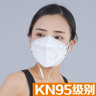 10 SQ Biomass Graphene Protective Masks (Valve-free Willow Leaf)