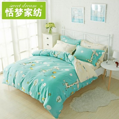 The spring and summer of 1.8 meters 1.5m cotton quilt piece 2.0m bed dormitory 200x230 double cotton quilt