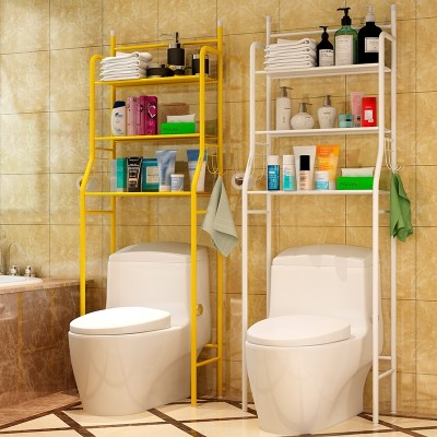 Bathroom, bathroom, rack, toilet, floor, toilet, rack, washbasin, toilet, washing machine, storage equipment