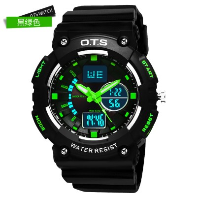 Teenagers watch male junior middle school students electronic watch male table waterproof children watch boy swimming high school sports
