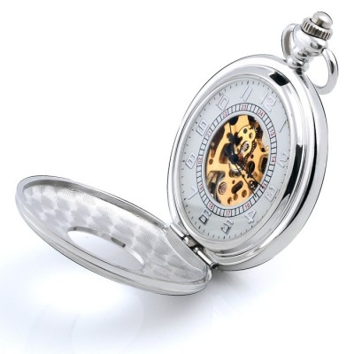 After an antique table clamshell quality of carve patterns or designs on woodwork mechanical pocket watch male ms supe student type business watches for men and women