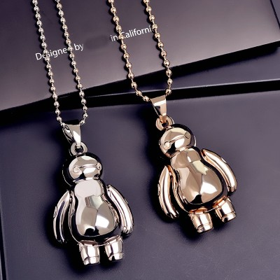 Compose love joker cute sweater chain long necklace clothing female han edition with fashion chain accessories