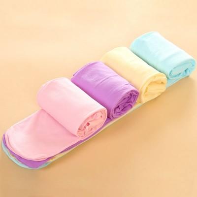 Children tights, stockings, dance socks, spring and summer socks, socks, girls, children, white, candy, color conjoined socks