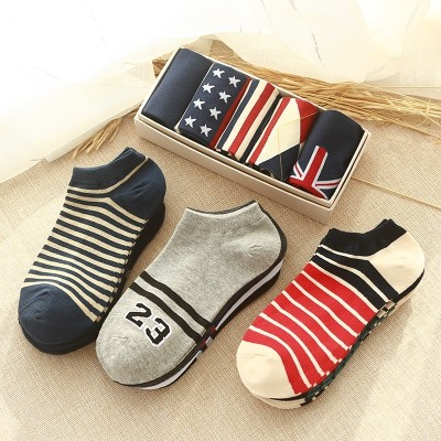Male socks socks summer slim low male sports socks deodorant socks men short tube socks and shallow mouth contact