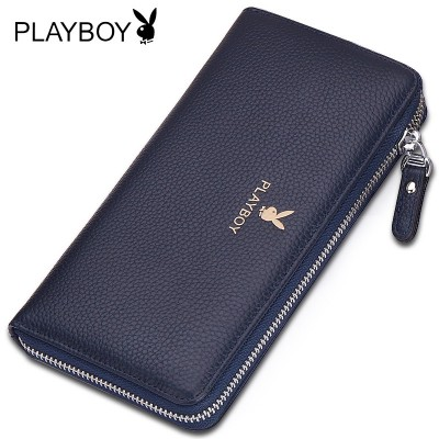 Dandy Wallet Zipper Bag male youth mobile phone bag leather hand bag man clutch made of South Korea