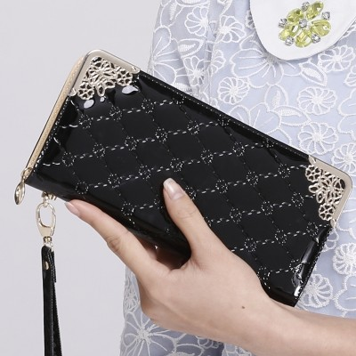 Wallet Female Long Wallet Zipper change a Korean lady handbag female hand bag  NEW