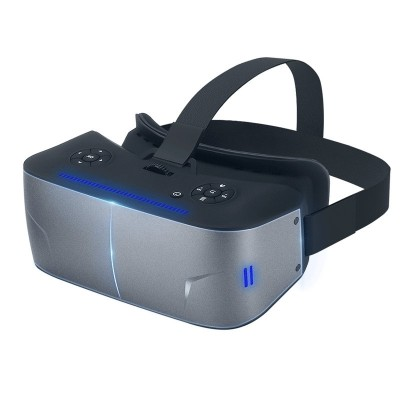 Luo Feike hd vr all-in-one virtual reality head-mounted 3 d intelligent glasses AR film video game helmet