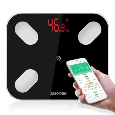 Hong Kong's intelligent body fat scale weighing scale electronic scale fat scale gauge electronic scale household accurate body fat said