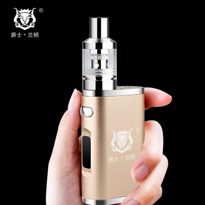 Sir Langton big smoke electronic cigarettes new male smoking cessation products 80 w steam hookah smoke oil