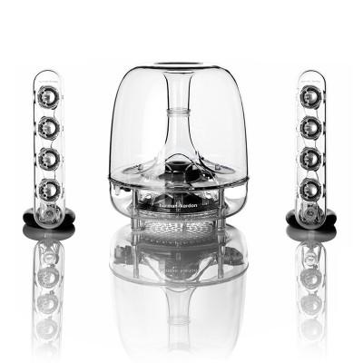Haman caton crystal audio home computer speakers harman/kardon SoundSticks Ⅲ