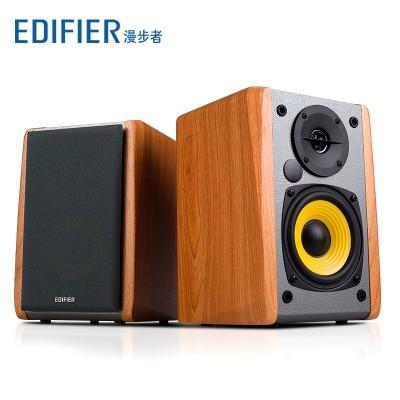 Edifier/rambler R1000BT bluetooth speaker computer audio home desktop subwoofer solid wood