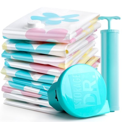 Pack a small bag of compressed air bags and pack a small bag and pack the bag with 11 sets