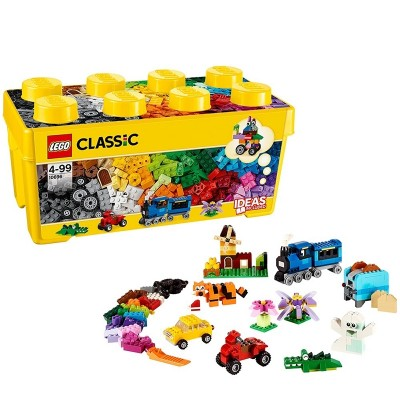 The amazon LEGO LEGO classic is a 10696 piece of puzzle children's toy 4 years old