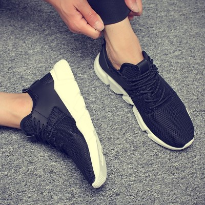 The  summer shoes couple sport shoes casual shoes shoes all-match network trend of Korean Air running shoes