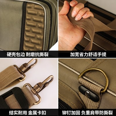 The source of fishing fishing bag bag for fishing rod waterproof package 90cm1.25 m sea rod fishing rod bag bag bag thick fish