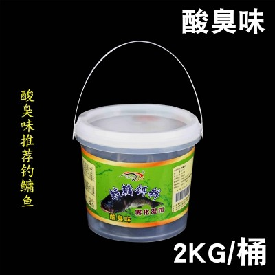 Floating fish silver carp bait Pantou flower that bighead big carp fishing cage monster explosion hook barreled Wo fishing bait
