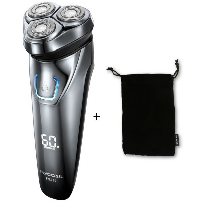 FLYCO shaver body wash FLYCO electric shaver Shaver Rechargeable shaver men FS339
