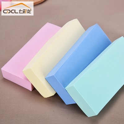 Qicailong Cuozao artifact baby adult baby rubbing towel rub back rubbing sponge bath artifact in children
