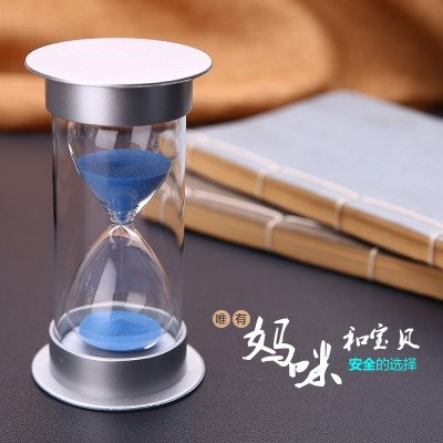Hourglass children fall 60 minutes Home Furnishing living room decoration decoration creative female birthday gift