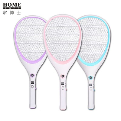 The home doctor, the electric mosquito, takes a shot of a rechargeable, supercharged mosquito to beat a fly-swatter and makes a strong home for mosquitoes