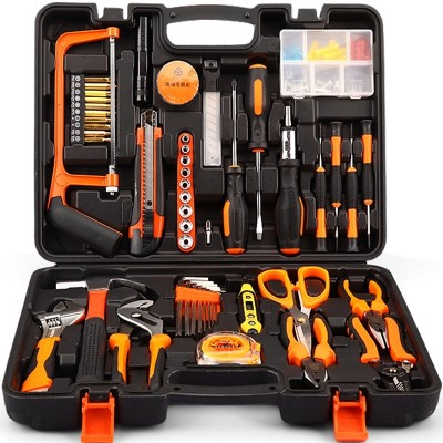 Komus manual assembles home tool kit hardware sets of German electrician woodworking repair kit