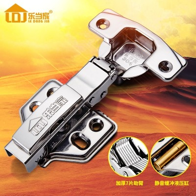 Music home hinge 304 stainless steel damping hydraulic buffer door hinge spring airplane pipe hardware fittings