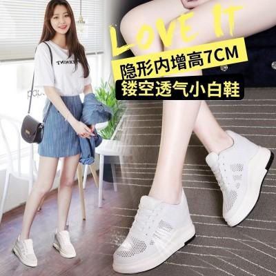 2017新款拖鞋女夏季时尚高跟外出凉拖鞋女厚底平底女士坡跟鞋外穿