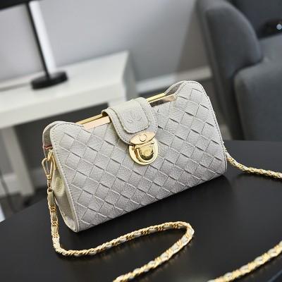 Dámská taška nové rameno taška ženská taška Messenger taška letní divoké korejské módní kabelky řetěz balení