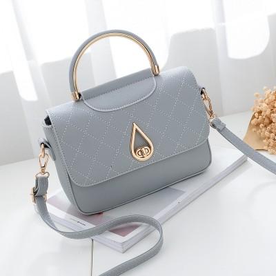 Příležitostné jaro a léto nové dámské balení malé čtverec pytlík kabelka Korejské rameno taška divoké Messenger taška